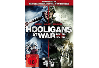 HOOLIGANS AT WAR - NORTH VS. SOUTH - (DVD)