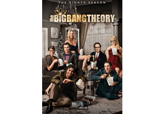 Big Bang Theory S8 DVD