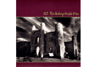 U2 - The Unforgettable Fire (2009 Remastered) - (Vinyl)