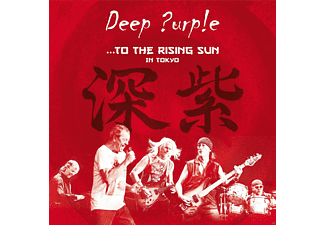 Deep Purple - To The Rising Sun (In Tokyo) - (DVD)