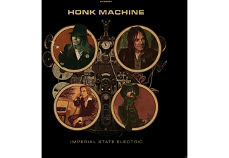 Imperial State Electric - Honk Machine - (Vinyl)