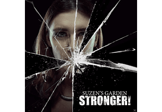 Suzens Garden - Stronger! - (CD)