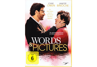 Words and Pictures (Alles Liebe) - (DVD)