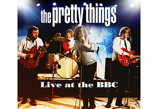 The Pretty Things - Live at the BBC (CD)