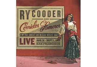 Ry Cooder, Corridos Famosos - LIVE IN SAN FRANCISCO (+CD) [LP + Bonus-CD]