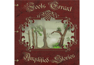 Fools Errant - AMPLIFIED STORIES [CD]
