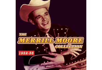 Merrill Moore - The Merrill Moore Collection 1952-58 - (CD)