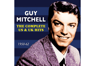 Guy Mitchell - The Complete Us & Uk Hits 1950-62 - (CD)