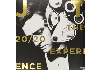 Justin Timberlake - THE 20/20 EXPERIENCE-2 OF 2 - (Vinyl)