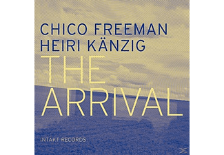 Chico Freeman;Heinri Kaenzig - THE ARRIVAL - (CD)