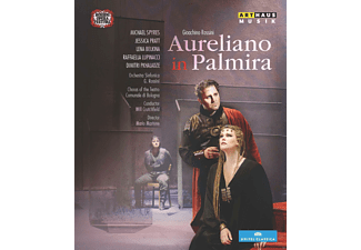 Various - Aureliano In Palmira [Blu-ray]