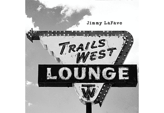 Jimmy Lafave - Trail Four [CD]