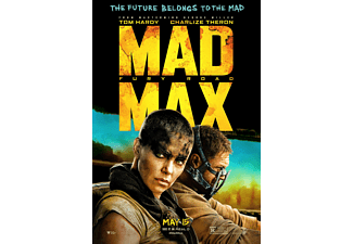 Mad Max: Fury Road Action Blu-ray 3D