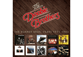 The Doobie Brothers - THE WARNER BROS.YEARS 1971-198 - (CD)
