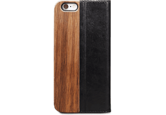 DBRAMANTE1928 Risskov iPhone 6 Plus - Black & Brown Wood