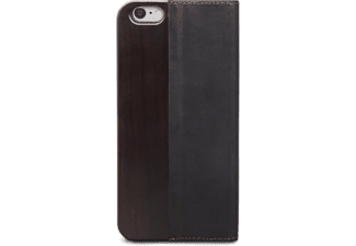 DBRAMANTE1928 Risskov iPhone 6 - Black & Brown Wood