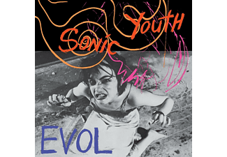 Sonic Youth - Evol - (CD)