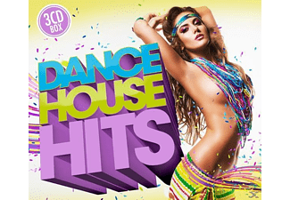 VARIOUS - Dance House Hits - (CD)