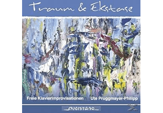 Ute Pruggmayer-Phillipp - Traum & Ekstase - (CD)