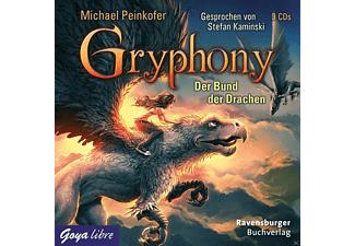 Gryphony (Der Bund Der Drachen) Folge 2 - 3 CD - Science Fiction/Fantasy