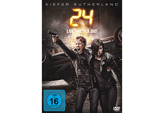 24 - Live Another Day - Staffel 9 [DVD]
