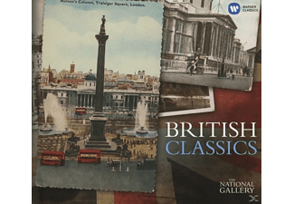 Various Composer, VARIOUS, Carious Conductor - British Classics (The National Gallery Collect) [CD]