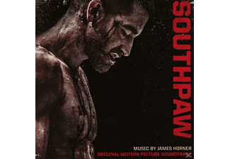 James Horner - Southpaw/Ost [CD]