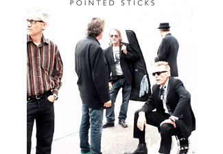 Pointed Sticks - POINTED STICKS [CD]