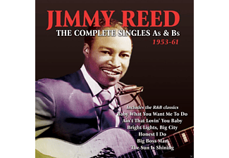 Jimmy Reed - The Complete Single As & Bs 1953-61 - (CD)