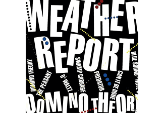 Weather Report - Domino Theory - (CD)