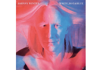 Johnny Winter - White Hot & Blue - (CD)