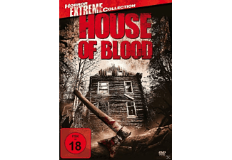 House of Blood - (DVD)