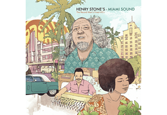 VARIOUS - Henry Stone's Miami Sound [CD]
