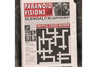 Paranoid Visions - Cryptic Crosswords - (Vinyl)