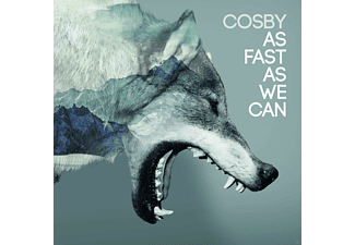 Cosby - AS FAST AS WE CAN - (CD)