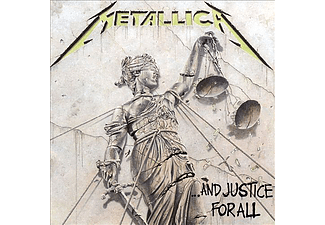 Metallica - And Justice For All (Vinyl LP (nagylemez))