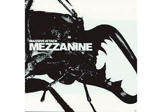 Massive Attack - MEZZANINE - (CD)