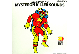 VARIOUS - Invasion Of The Mysteron Killer Sounds Vol. 2 - (Vinyl)