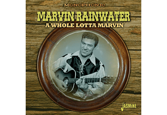Marvin Rainwater - A Whole Lotta Marvin [CD]