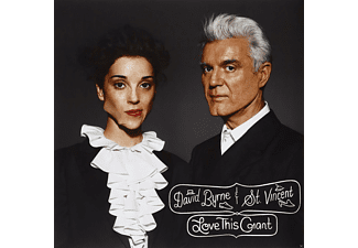 David Byrne, ST. VINCENT - Love This Giant - (Vinyl)