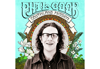 Phil Cook - Southland Mission - (CD)