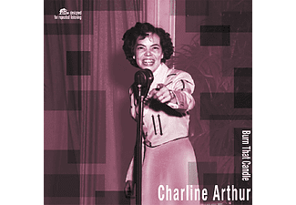 Charline Arthur - Burn That Candle (Vinyl LP (nagylemez))