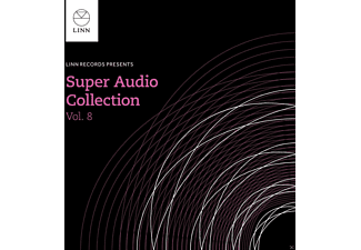 VARIOUS - Super Audio Collection Vol.8 [SACD Hybrid]