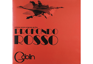 Claudio Simonetti's Goblin - Deep Red-Profondo Rosso Ost (Lim.Deluxe Box+Cd [LP + Bonus-CD]