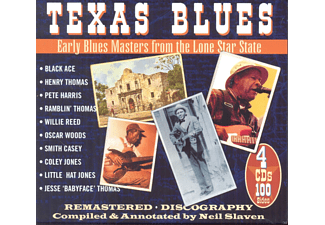 VARIOUS - Texas Blues - (CD)