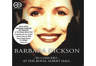 Barbara Dickson - In Concert At Royal Albert Hall [CD + DVD Video]
