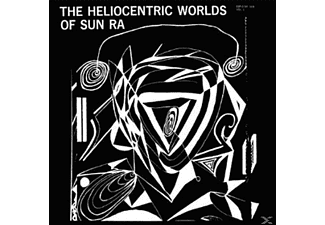 Sun Ra - THE HELIOCENTRIC WORLDS (1) - (Vinyl)