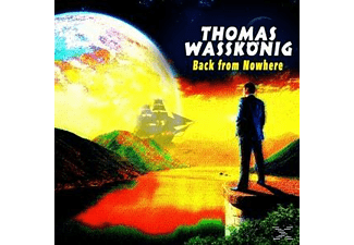 Thomas Wasskönig - Back From Nowhere [CD]