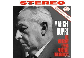 Marcel Dupre - Dupre: Complete Mercury Living Presence Recordings - (CD)