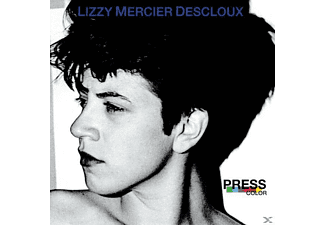 Lizzy Mercier-descloux - PRESS COLOR - (Vinyl)